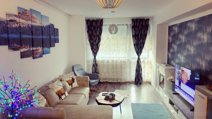 Vintage Home Apartment Sinaia