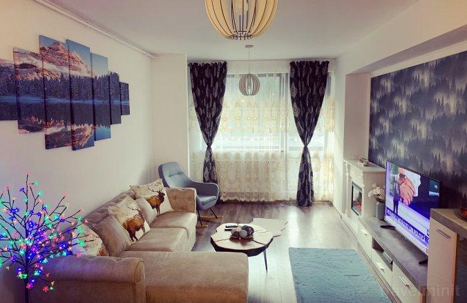 Vintage Home Apartment Sinaia