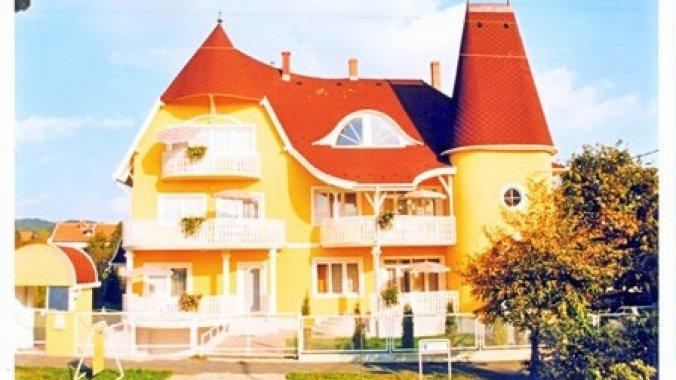 Apartamente Hotel Terézia Vonyarcvashegy