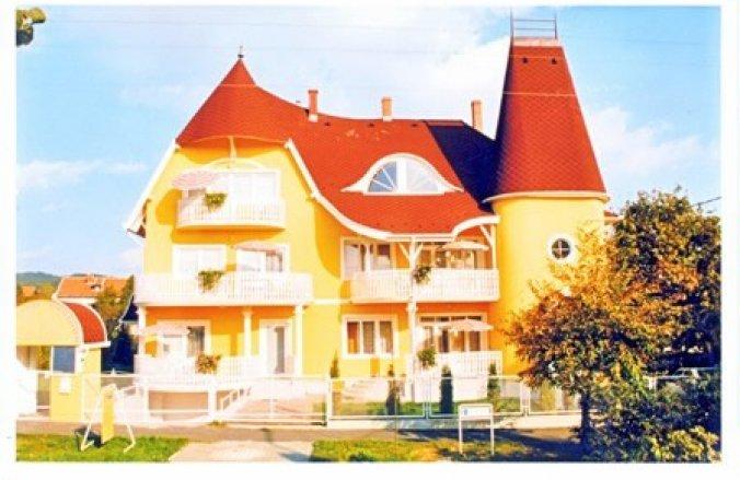 Terézia Guesthouse Vonyarcvashegy