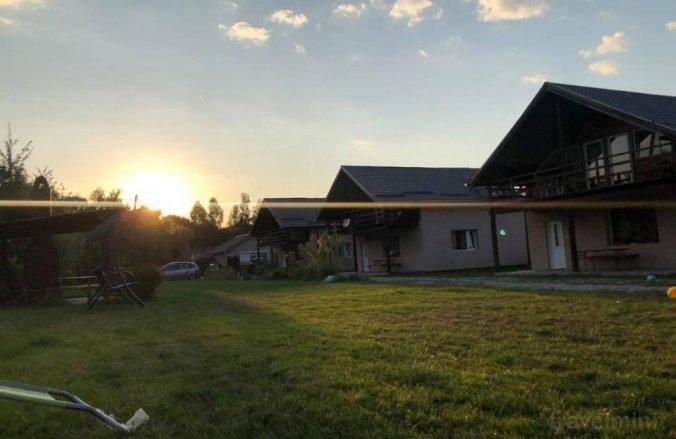 Albert Valea Avrigului Vendégház Porumbacu de Jos