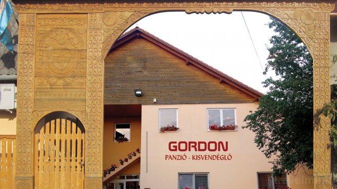 Gordon Panzió Farkaslaka