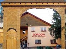 Pensiune Tibod, Tichet de vacanță, Pensiunea Gordon
