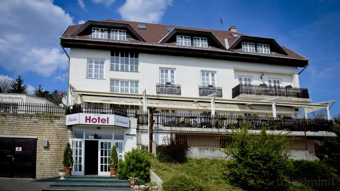 Budai Hotel Budapesta