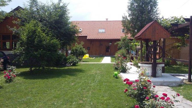 Albinuța Guesthouse Ozun