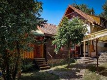 Casă de vacanță Pârâu-Cărbunări, Casa de vacanță Mărginimea Sibiului
