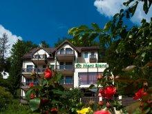 Hotel Ștrand Sinaia, Hotel Mont Blanc