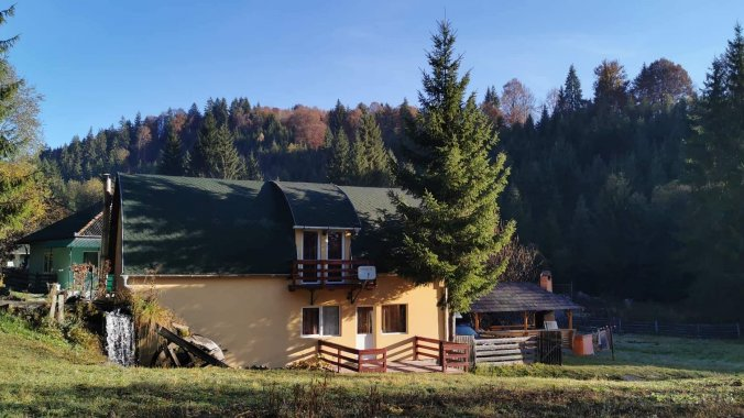 Casa de oaspeţi Vízimalom Vărșag