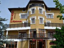 Apartament Hărmăneasa, Hotel Diplomat
