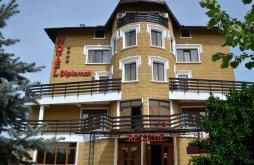 Cazare Șerbești cu wellness, Hotel Diplomat