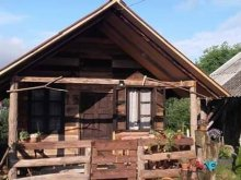 Camping Poiana Fagului, Casa camping Fehér