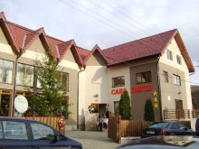 Pachet Feniș, Pensiunea Casa David