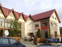 Panzió Bârdești, Casa David Panzió