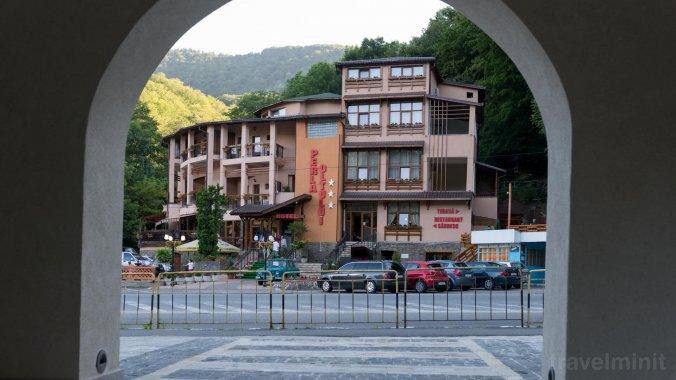 Hotel Perla Oltului Căciulata