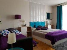 Cazare Nyúl, Apartament Luca