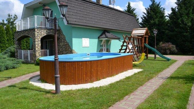 Casa de Vacanță Familială Nyúlzug Szarvas