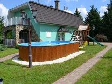 Vacation home Tiszasziget, Nyúlzug Family Vacation Home