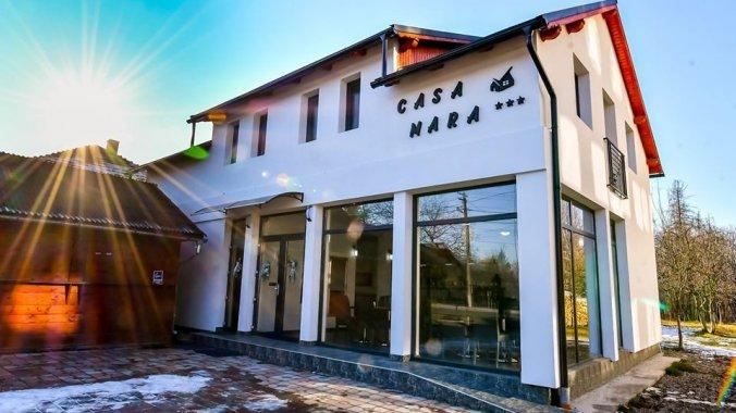 Casa Mara Ocna Șugatag