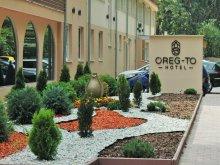 Accommodation Gönyű, Öreg-tó Hotel and Event Space