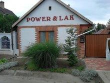 Apartament Rozsály, Apartament Power&Lak