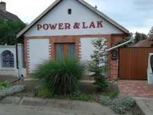 Cazare Tiszaszentmárton, Apartament Power&Lak