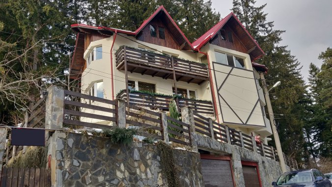Adina Vacation home Sinaia