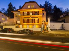 Casă de oaspeți Bușteni, Casa Moritz