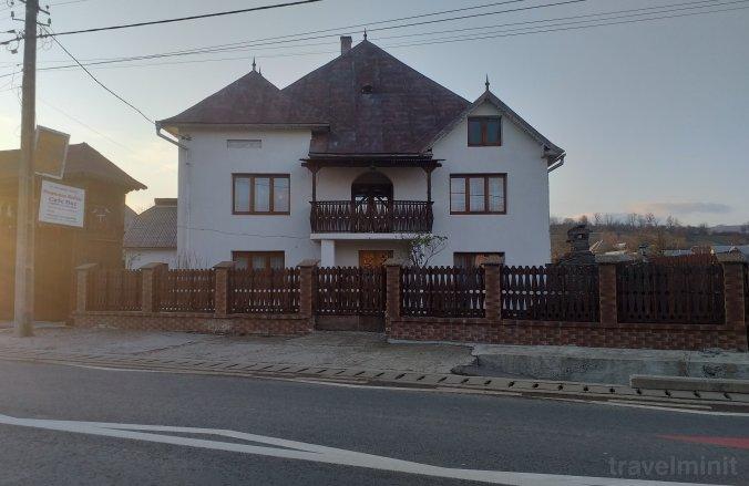 Rednic Lenuța Vendégház Máragyulafalva