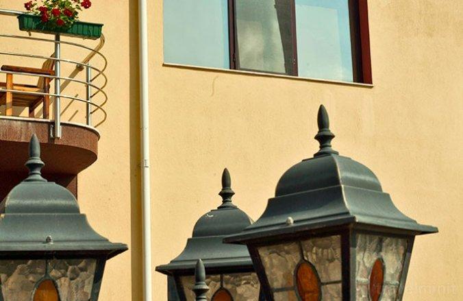 Pensiunea Palace Iași