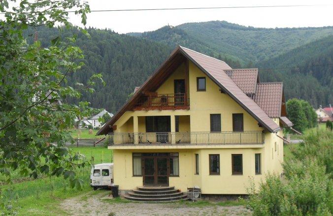 Grandemi Grațian Villa Bucșoaia