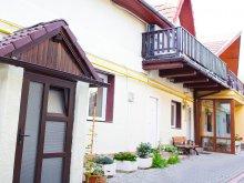 Vendégház Pârjolești, Tichet de vacanță, Casa Vacanza