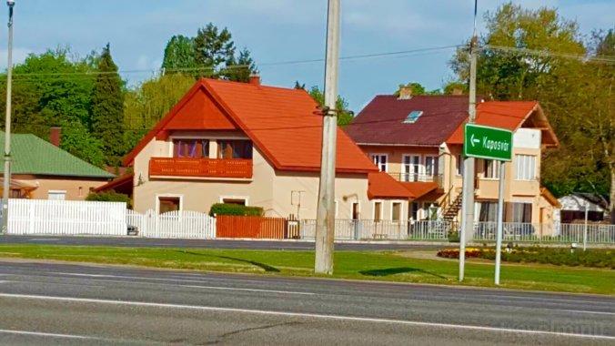 Casa de oaspeți Napfény Szántód