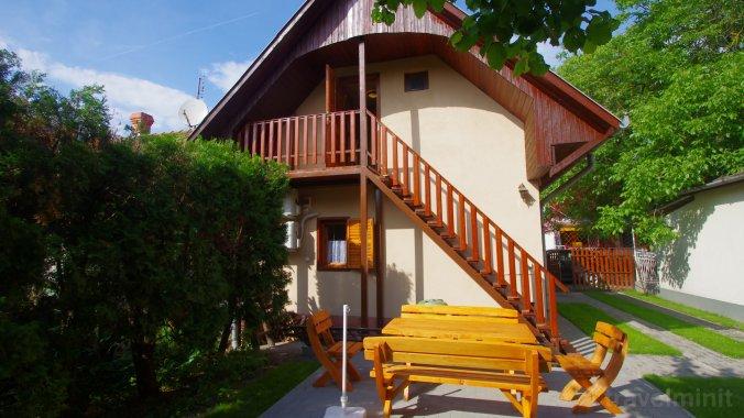Casa de oaspeți Relax II Dunapataj
