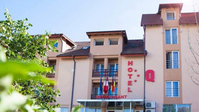 Hotel Q Brassó