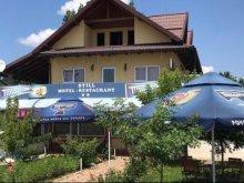 Motel Pleșoiu (Livezi), Motel Still