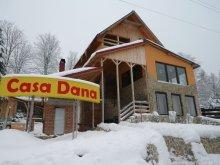 Accommodation Mănăstirea Humorului, Dana Guesthouse