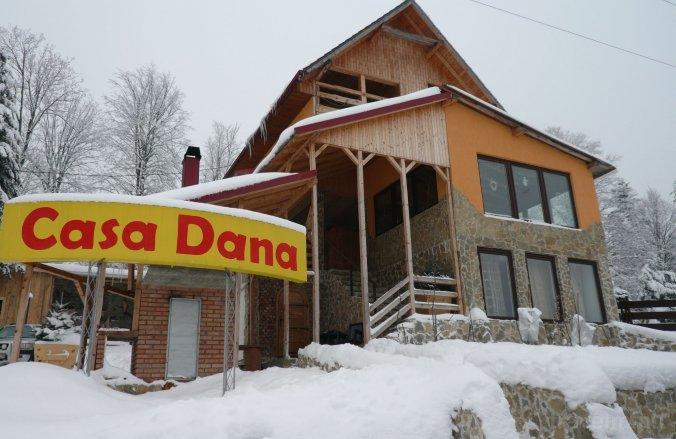 Dana Vendégház Vârfu Dealului