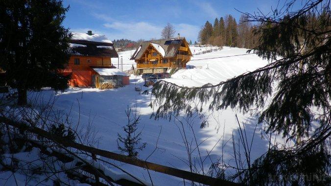 Rustic Guesthouse Ghețari