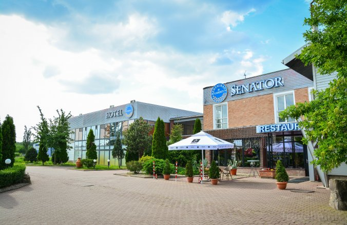 Senator Hotel Győröd