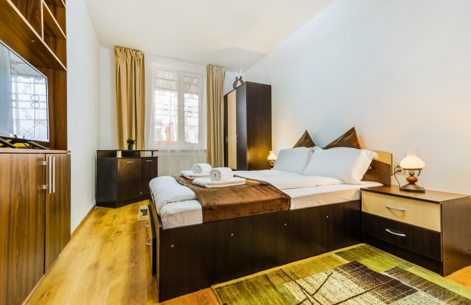 Postăvarului Vintage Suite Apartment Brașov