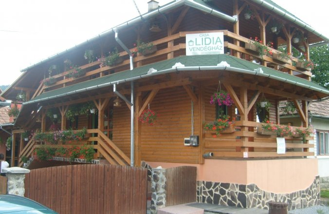 Lidia Guesthouse Sovata