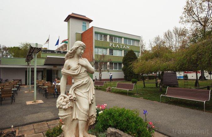 Komfort Hotel Platán Harkány