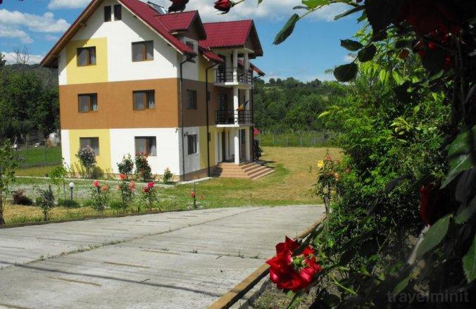 Casa Rada Panzió Horezu