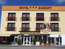 Cazare Bistrița cu Tichet de vacanță, Motel Sheriff