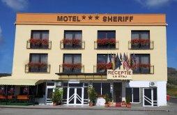 Hotel Alsóbudak (Buduș), Motel Sheriff