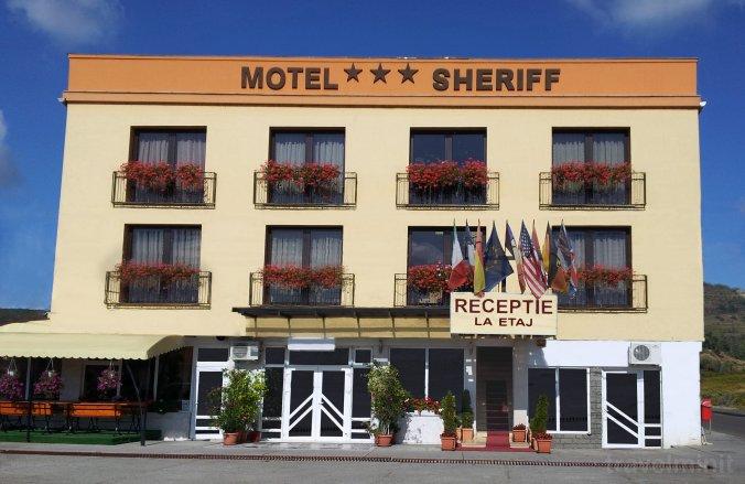 Motel Sheriff Bistrița