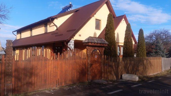 Casa de oaspeți Ilyés Suseni