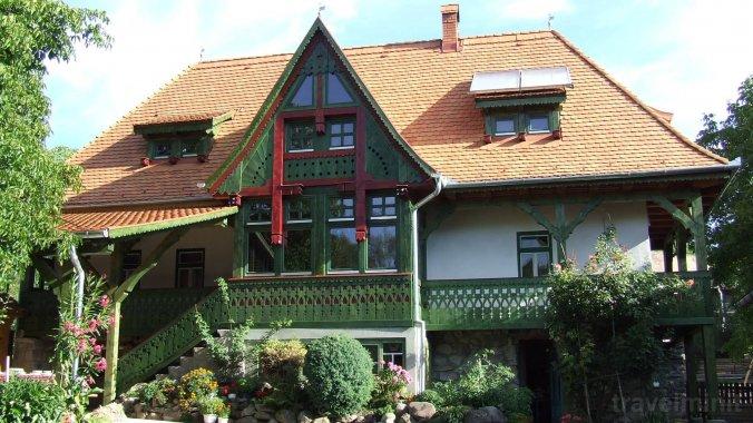 Casa de oaspeți Firtos Firtușu