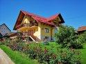 Accommodation Mănăstirea Humorului Steluța de Munte Guesthouse
