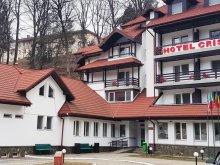 Hotel Ștrand Sinaia, Hotel Cristal